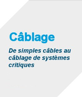 angle article cablage